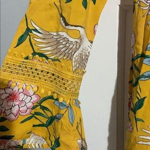 Xhilaration Dresses - Yellow Spring Dress